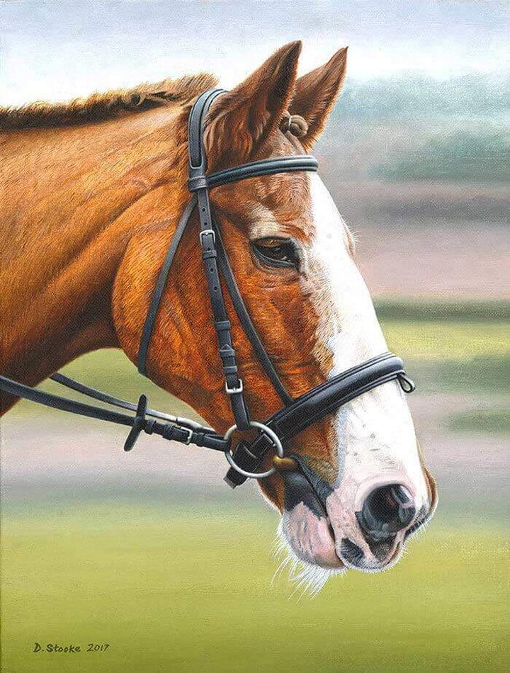 2017 Horse Painting 02